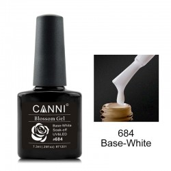 Base White Blossom Gel 684