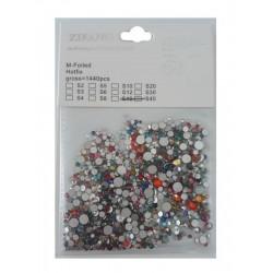 Set Cristale Colorate