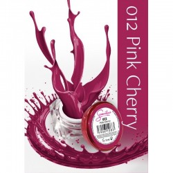 Gel Color Semilac 012 - Pink Cherry