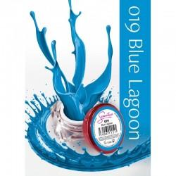Gel Color Semilac 019 - Blue Lagoon