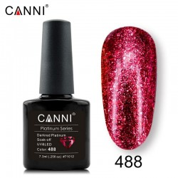Canni Platinum 488 Darkred Platinum