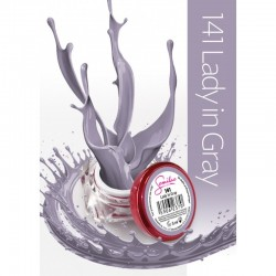 Gel Color Semilac  141 - Lady In Gray