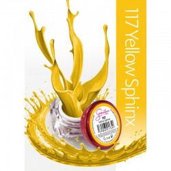 Gel Color Semilac  117 - Yellow Sphinx