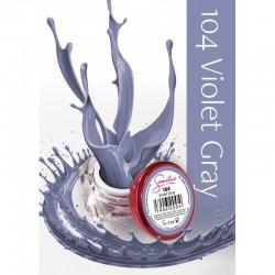 Gel Color Semilac 104 -Violet Gray