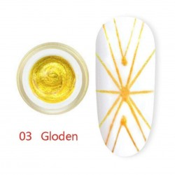 Venalisa Spider Gel Golden