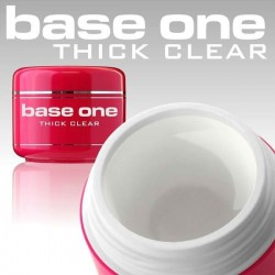 Gel Base One Thick Clear