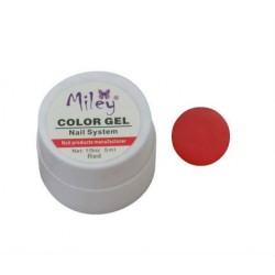 Gel Color Miley Red