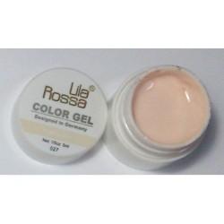 Gel Color Lila Rossa  Nude 027