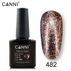 Canni Platinum Starry Brown