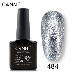 Canni Platinum Starry Silver